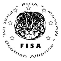 Шотландский клуб FISA - клуб любителей шотландских кошек