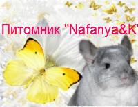Питомник Nafanya&K