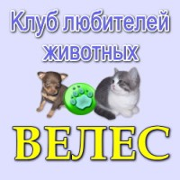 """Клуб любителей животных """"ВЕЛЕС"""""""